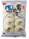 [ 150g ] BIN BIN Reiscracker mit Zucker / Snow Rice Crackers with sugar / Snack 001