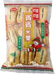 [ 150g ] BIN BIN Reiscracker mit Seetang / Rice Crackers with seaweed / Snack 001