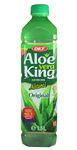 [ 1,5 Liter ] OKF Aloe Vera King Getränk mit 30% Aloe / Natural / Aloe Vera Drink 001