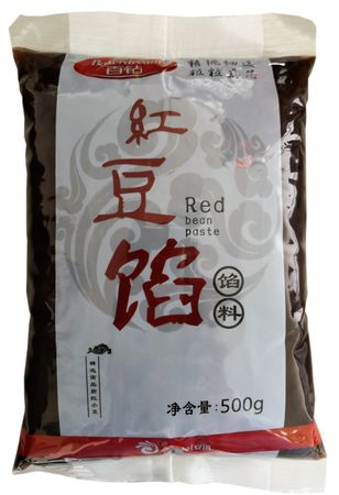 [ 500g ] Bakerdream Rote Bohnen Paste (Süß) / Red Bean Paste