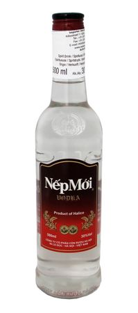 [ 500ml ] HALICO Nep Moi VODKA aus Vietnam / Spirituose Alc. 30% vol.
