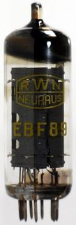 Radioröhre EBF89 RWN Neuhaus ID103