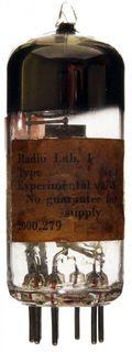 Radioröhre EF184 ID1098