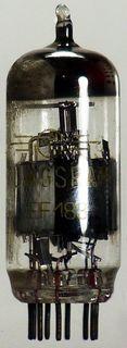 Radioröhre EF183 Tungsram ID1099