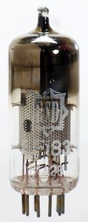 Radio Tube EF183 RSD #1100