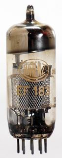Radio Tube EF183 Lorenz #1101