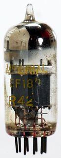 Radio Tube EF183 Imperial #1102
