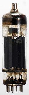 Vacuum Tube - Radio Valve (TV) PL500 Imperial #1121