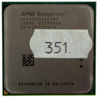AMD Sempron 64 3000+ SDA3000AIO2BX (SDA3000BXBOX) 1,8Ghz ID11403
