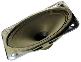 1 Einzelstück Breitbandlautsprecher Full Range Speaker ID11479