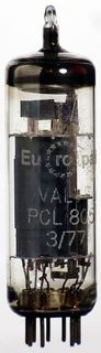 Vacuum Tube - Radio Valve (TV) PCL805 Europa 80 #1169