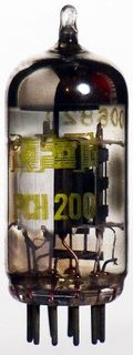 Vacuum Tube - Radio Valve (TV) PCH200 / 9V9 RFT #1175