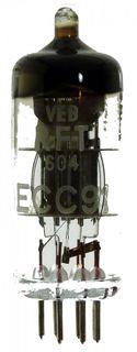 Radioröhre ECC91 RFT ID1198