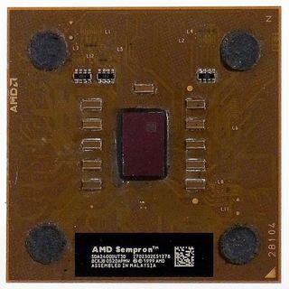 CPU / Prozessor AMD Sempron SDA2400DUT3D 2,4Ghz ID13471