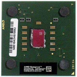 CPU / Prozessor AMD Sempron SDA2200DUT3D 2,2Ghz ID13475