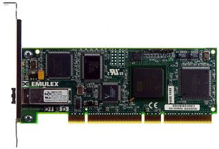 Emulex card FC1020034-01F 2GB PCI-X #14800