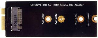 Adapter NGFF M.2 SSD zu Macbook Pro Retina A1398 A1425 M-ware® ID14828
