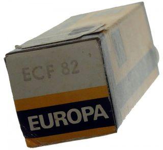 NOS/OVP: Radioröhre ECF82 (Europa) ID16476