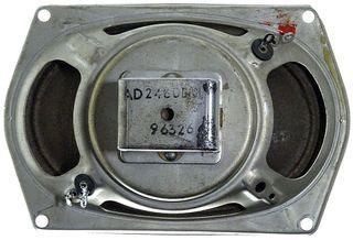 1 Einzelstück Breitbandlautsprecher Telefunken ID17028