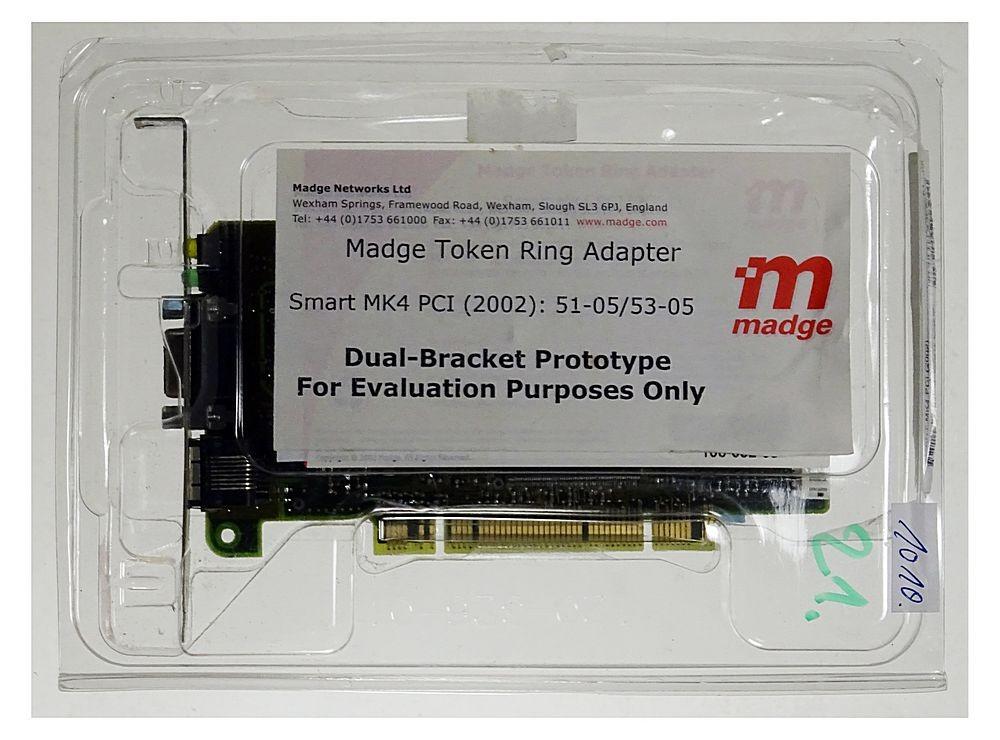 Madge Smart MK4 PCI Adapter