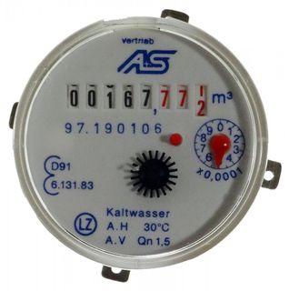 Water Meter Coax KW QN1.5 30° #175