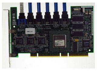 Adaptec AAR-2610SA/64MB/DELL4 mit Kabel ID17501