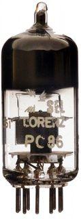 """PC86 Triode. Eine """"gut"""" geprüfte Elektronenröhre von Tungsram. ID19566"""