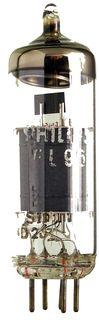 EL95 Strahlbündelröhre. Eine Radioröhre von Philips. ID19580