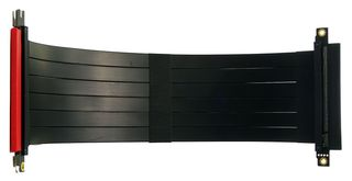 PCIe Riser x16 Highspeed-Kabel, Länge 30cm, Axialkabel, von M-ware®. ID19658