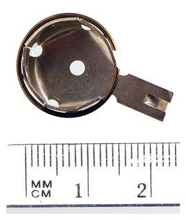 Anodenkappe für Radioröhren, 14mm. ID19971