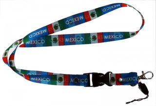 Key Lanyard MexIntegrated Circuit ICo #208