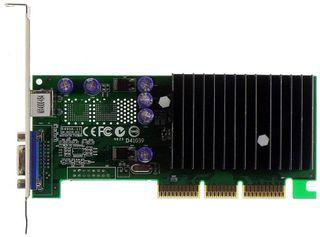 AGP-Grafikkarte GeForce2 MX400 S-Video ID2169