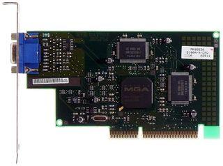 AGP Graphics Adapter Matrox MGI G100 #220