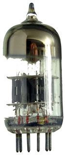 6N2P (6Н2П) Audio Double Triode (~ECC83). A Russian radio tube #240