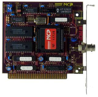 SAMMLER: NCPe NCP 3270 Card Coax ISA ID274