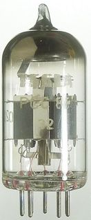 Elektronenröhre (TV) PCF801 Tesla ID364