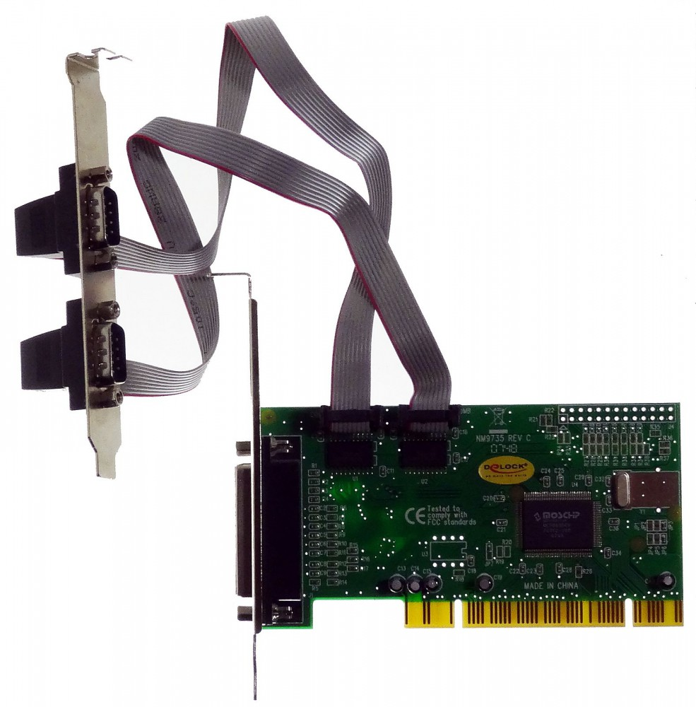 NEW DRIVERS: NETMOS 9835 PCI PARALLEL PORT
