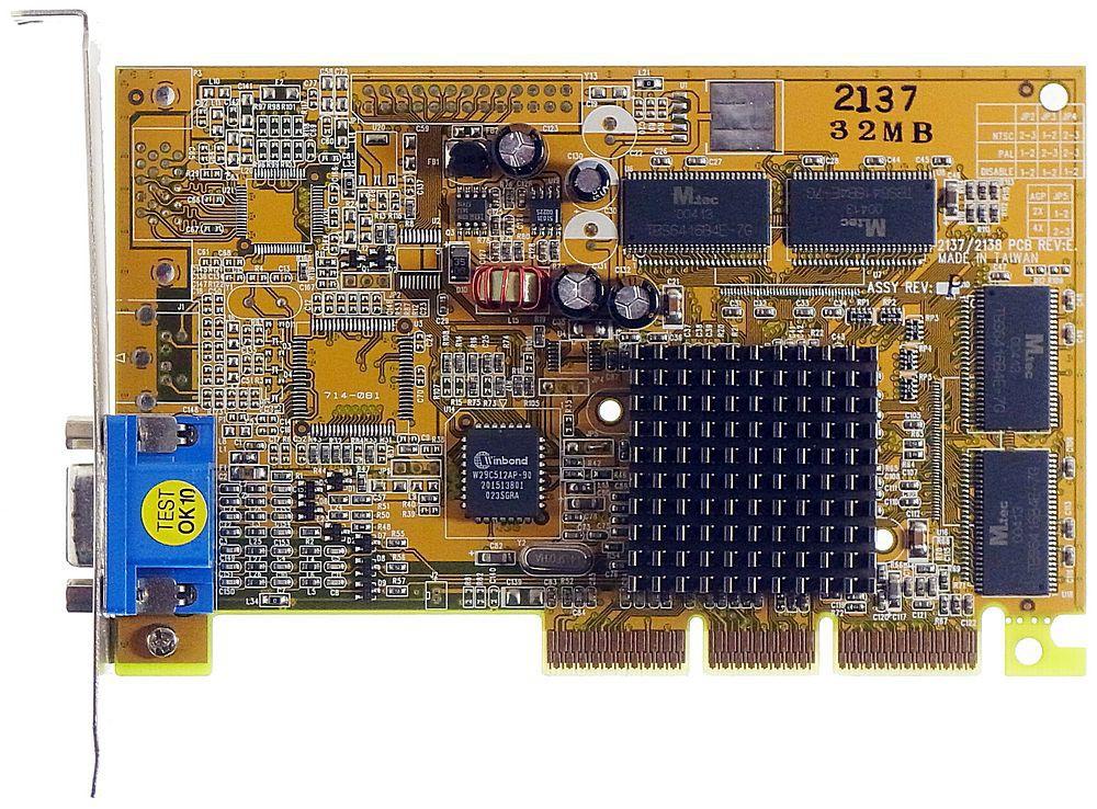Tnt2 m64 32mb agp driver download.
