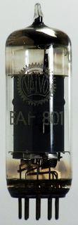 Radio Tube EAF801 Valvo #434