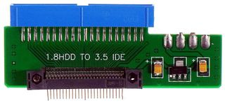 """40p IDE to 1.8""""-Micro-IDE Adapter (Toshiba), by M-ware® #486"""