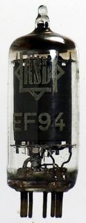 Radio Tube EF94 RSD #567