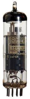 Radio Tube 8GV8 Sharp #578