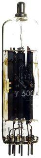 Elektronenröhre (TV) PY500A Telefunken ID592