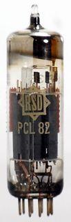 Elektronenröhre (TV) PCL82 RSD ID611