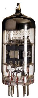 Vacuum Tube - Radio Valve (TV) PCF82 Ultron #620