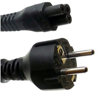 Mains Cable with Mickeymouse plug 60in. #65