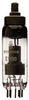 Radio Tube EY86 Siemens #659