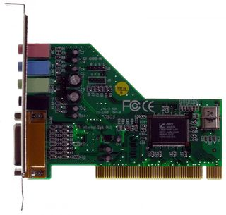 PCI Sound Card Oasis 03V-0 CMI8738 #660