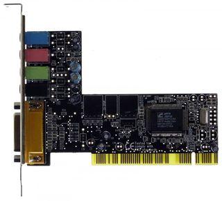 PCI Sound Card Anubis CMI8738 #661