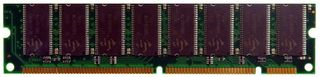 SDRAM Memory 128MB 168pin PC100 with branding #706
